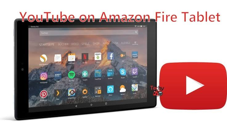 How do I install YouTube on the Fire Tablet – a step by step guide